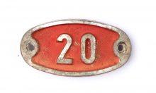 Schnalle Aluminium Original Nr. 20-0