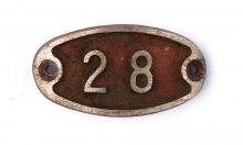 Schnalle Aluminium Original Nr. 28-0