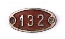 Schnalle Aluminium Original Nr. 132-0