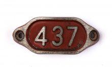 Schnalle Aluminium Original Nr. 437-0