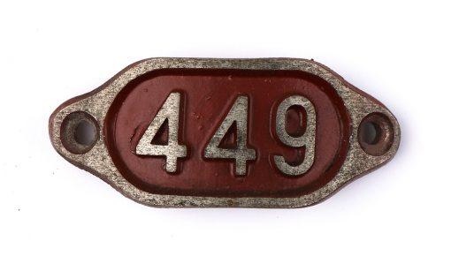 Schnalle Aluminium Original Nr. 449-0