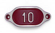 Schnalle Aluminium Hydro Rot Nr. 10-0