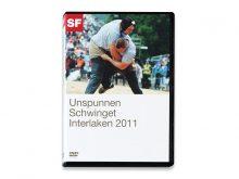 DVD Unspunnen-Schwinget 2011-0