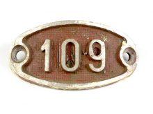Schnalle Aluminium Original Nr. 109-0