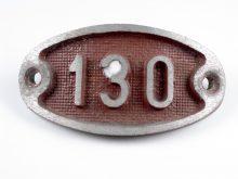Schnalle Aluminium Original Nr. 130-0