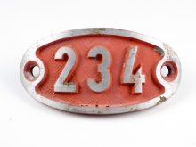 Schnalle Aluminium Original Nr. 234-0