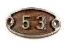 Schnalle Aluminium Original Nr. 53-0