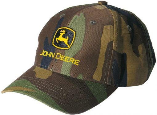 """Cap """"Basic"""" Camouflage-0"""