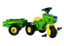 Dreirad Traktor John Deere-0