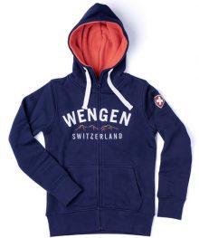 Hoody Wengen BLUE-0