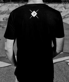 BFLS MEN Shirt Black-8037