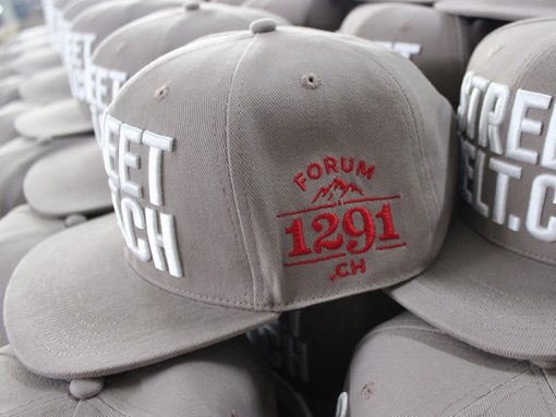 THE STREETBELT.CH MEMBER CAP-8048