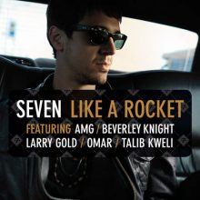CD SEVEN LIKE A ROCKET - SIGNED-0
