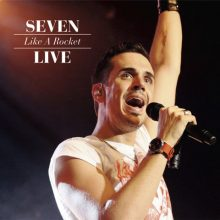 CD SEVEN Like a Rocket Live - SIGNED-0