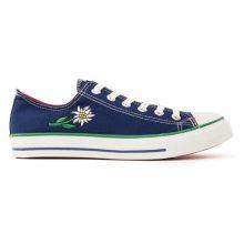 EDELWEISS Schuhe Blau-0