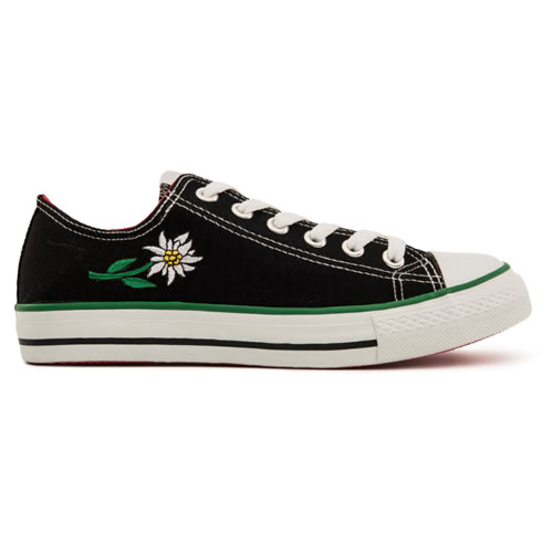 EDELWEISS Schuhe Schwarz-0