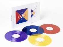 SEVEN 4COLORS Vinyl Box - SIGNED-0